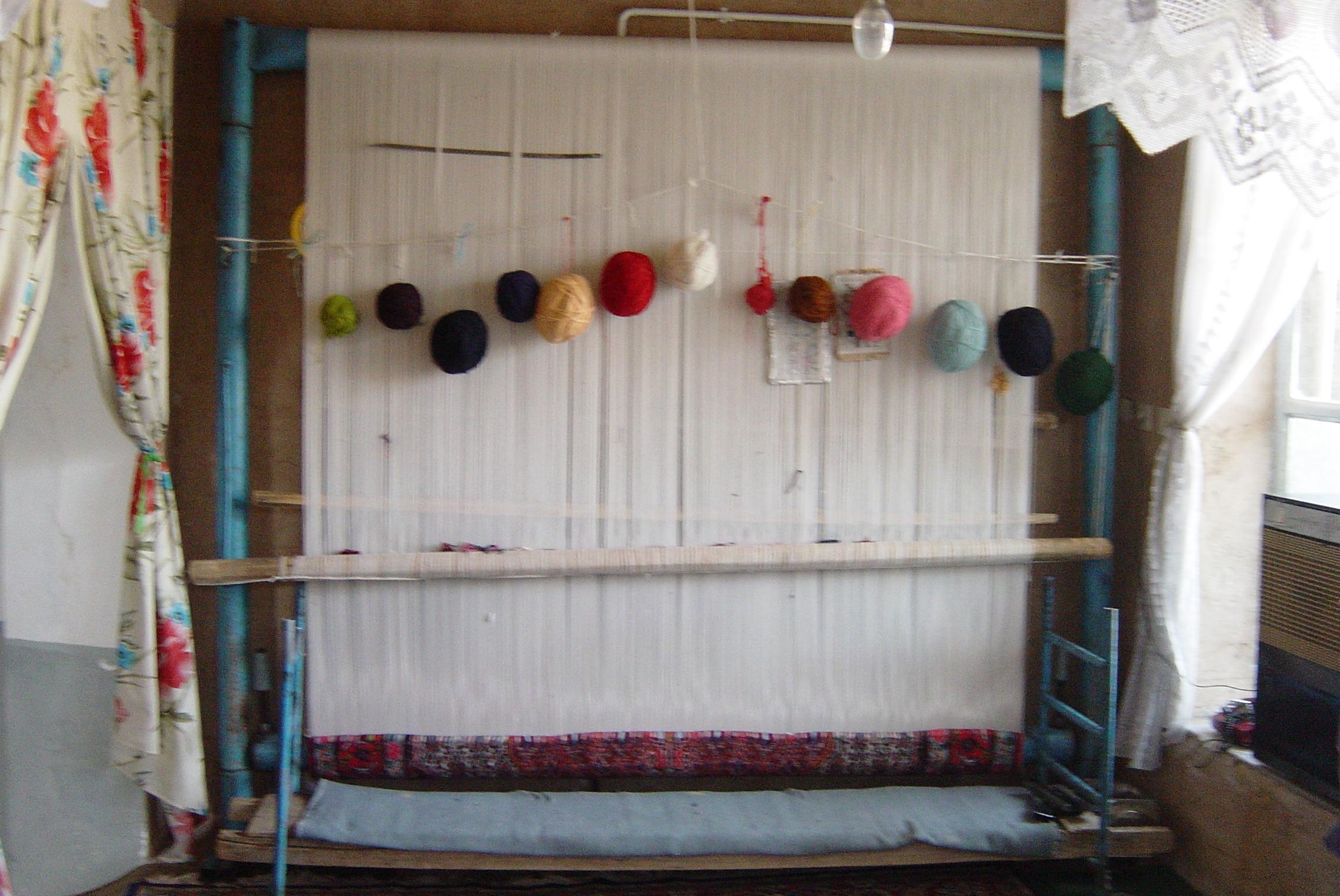 خدمات دارکشی قالیچه در مشهد