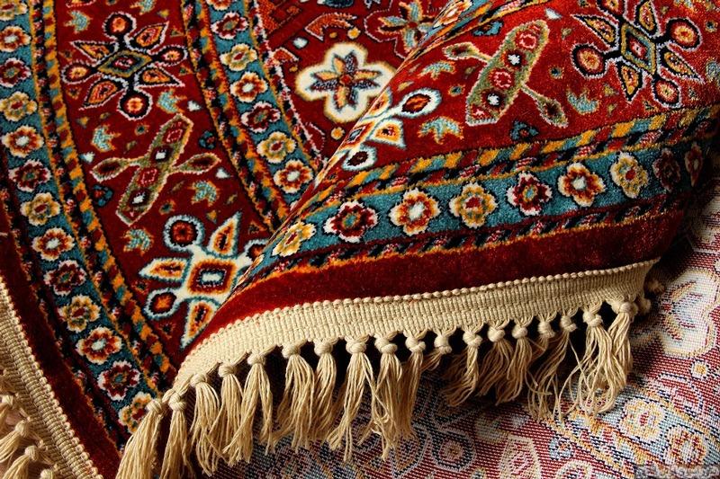 خدمات ریشه دوزی فرش مشهد