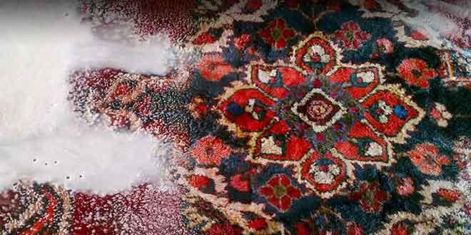 ترفندهای شست و شوی فرش دستباف